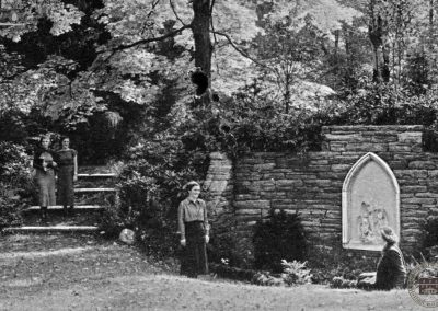 Kistler Garden, Rosemont College, Rosemont