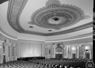 Egyptian Theater, interior