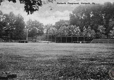 Narberth Playground