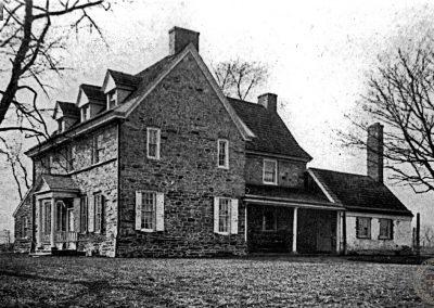 Harriton House, Bryn Mawr