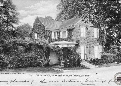 Red Rose Inn, Villanova