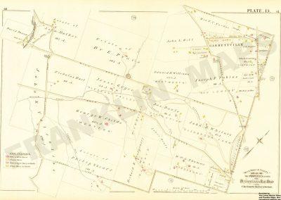 Bryn Mawr West (Plate 13)