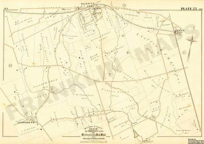 Devon R.R. Station (Plate 25)